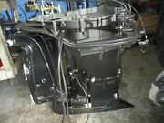 Suzuki Df250 250hp Outboard 25 Mid Section