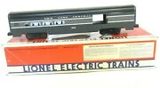Lionel Trains O Scale 6-9595 New York Central Illuminated Combo Car New