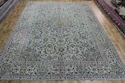 Antique Persian Kashan Carpet With Great Design And Superb Colours 410 X 295 Cm