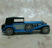 Matchbox Models Of Yesteryear Y-16-2 Issue 15 1928 Mercedes Ss In Original Box