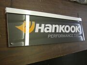 Nice Original Hankook Performance Tires Sgn Advertising Lighted