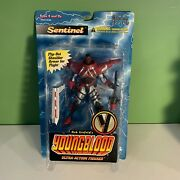 Youngblood Series 1 Sentinel Action Figure Todd Mcfarlane Spawn