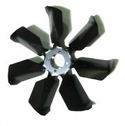 1967 1968 Chevelle 7 Blade 17 Inch Curved Tip Radiator Engine Cooling Fan
