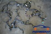 2014 Chrysler 200 Engine Motor Battery Terminal Wiring Harness Cable Wire 14