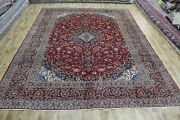 A Good Example Of A Persian Kashan Carpet With Superb Colours 387 X 292 Cm