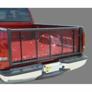 Go Industries 6618b Painted Straight Tailgate Black For 1997-2016 Ford F-series
