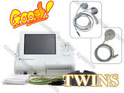 Twins Fhr Obstetric Fetal Monitor Baby Heart Rate Pregnancy/labor Medical Device