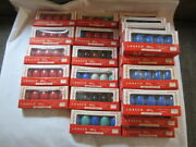Lot Of 27 New Packages Of Lobeco C91/4 Christmas Lamps Lights - Vintage