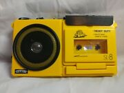 Mouse Over Image To Zoom Cutty-sark-whiskey-cassette-radio-model-sl-8-yellow Th