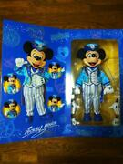 Mickey Action Figure Disney Sea 15th Years Anniversary Limted Costume From Japan