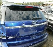 2011 12 13 14 15 Ford Explorer Rear Power Liftgate Trunk Hatch Complete W/camera