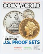 Coin World Magazine October 2018 The Joys Of Collecting Us Proof Sets