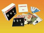 The Beatles Cd Japan Box Limited Edition New Obi 5 Disc 165 Min Remaster Free/s