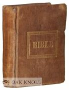 Miniature Of The Holy Bible Being Brief Of The Books Of The Old And New 1840