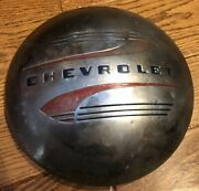 Vintage 1941-1948 Chevrolet Chevy Cars Hubcap - Free Shipping