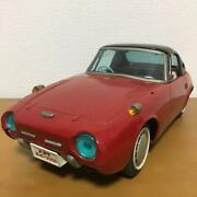 Toyota Sports 800 Tin Toy Friction Car Vintage Rare Made In Japan Free Shipping