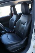 Jeep Renegade 2015-2020 Iggee S.leather Custom Made Fit Seat Covers 13 Colors
