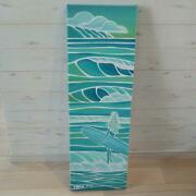 Heather Brown Art Print Spring Swell Hawaii Authentic Free Shipping From Japan