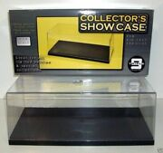 Display Case For Use With Antiques And Collectables L32cm X H11.5 X W16cm