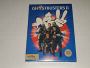 Ghostbusters Ii 2 Amiga, 1989 Sealed, Rare Activision Game