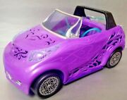 Monster High Doll Scaris City Of Frights Convertible Car Vehicle My Fits Barbie