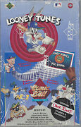 Looney Tunes All Stars Trading Cards Sealed Box