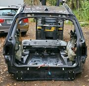 2007-2013 Bmw X5 E70 Rear Clip Right And Left Quarter Panel Body Frame Cut