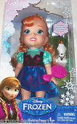 Disney Anna Doll Toddler Olaf Snowman Frozen Age 3 And Up New