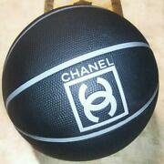 Basketball Ball Collectible Very Rare Authentic Sports Line Black Gray