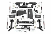 Rough Country 6 Lift Kit Fits 1988-2000 Chevy K2500 K3500 92-99 2500 Suburban