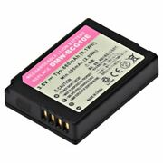 Replacement Battery Accessory For Panasonic Lumix Dmc-zs3s