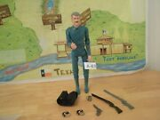 Marx Johnny West Series -sheriff Garrett Protector Of The West Lot A - 83