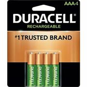 4 Replacement Batteries For Panasonic Kx-tg7875s Cordless Phone Battery