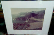 Cole Weston Photograph 19x14 1/2 Signed Dated 1957 Edward Westons Son