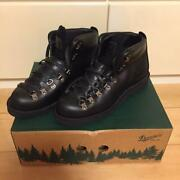 Danner Wings And Horns Black Short Boots Mens Gore-tex Us 7.5 Unused Usa Made Fs
