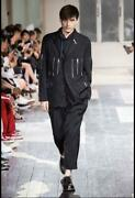 Yohji Yamamoto Pour Homme 18ss Ball Zip Jacket From Japan F/s
