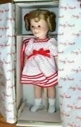 Shirley Temple Stand Up And Cheer Danbury Mint Doll 12-14