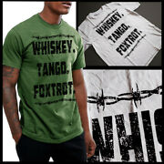 Military Acronym T-shirt Whiskey Tango Army Airborne Ranger Special Forces