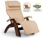 Human Touch Perfect Chair Pc-420 Manual Zero Gravity Recliner + Cover + Blanket
