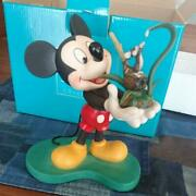 Wdcc Disney Mickey Mouse 20th Anniversary Figurine 2012 Limited Edition