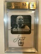 2008-09 Jason Kidd Ud Ultimate Collection Century Legends Epic Auto Bgs 9.5/10