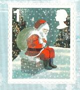 Father Christmas Snowman Stamps - 30 X 1st +30 X 2nd Class Stamps - New And Unused