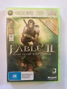 Fable 2 Game Of The Year Edition - Brand New Factory Sealed. Pal