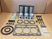 Tafe 35 Di Tractor With Simpson S324 Engine Overhaul Kit