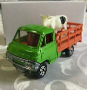 Tomica Toyota Dyna Ranch Truck Vintage Out Of Print Discontinued Free Shipping