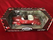 Gearbox Texaco Fire Chief 1940 Ford Deluxe Coupe Die Cast Iron Bank In Box