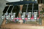 400 Amp 440 Volt Coils 3 Phase 307-1389 Onan Transfer Switch Dual Contactor