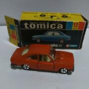 Tomica Tomy Black Box Capella Rotary Coupe 1/59 Scale Rare With Box F/s From Jpn