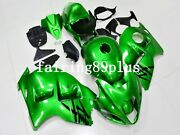 Candy Green Abs Injection Fairing Kit Fit For Hayabusa 1997-2007 Gsxr1300 Gen 1