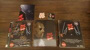 Friday The 13th The Game Signed Kickstarter Steelbook Rev.1 82 Of 100 W/game